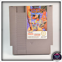 NES : Chip'N Dale Rescue Rangers