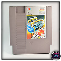NES : Marble Madness