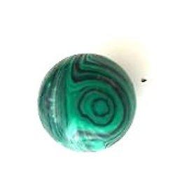 Sphere en malachite