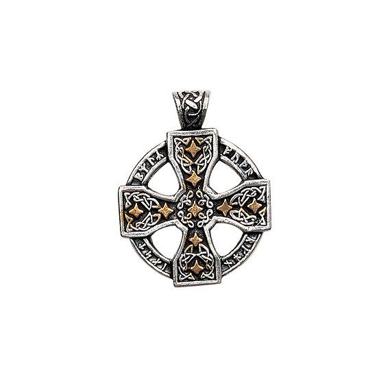 Croix rune celtique