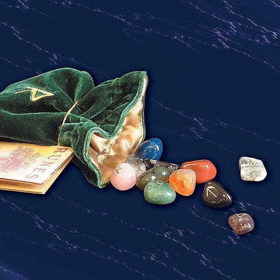Runes en pierres