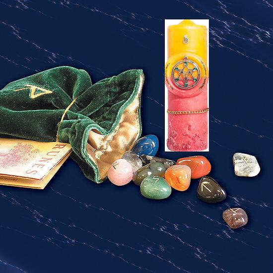 Rituel des runes magiques