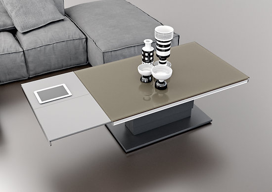 Table Relevable Ares Glass 2114fb90484e