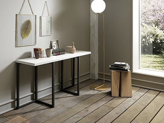 Table Console Flap 130
