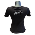 T-SHIRT FEMME COVER WEAPONS OF MASS PERCUSSION.