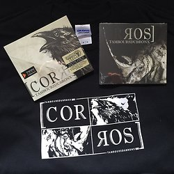 PACK CORROS: CD + TEE-SHIRT HOMME