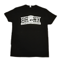 T-SHIRT HOMME WEAPONS OF MASS PERCUSSION (NOIR LOGO BLANC)
