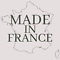 MADE IN FRANCE - fabriqué en Alsace