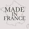 MADE IN FRANCE - fabriqué en Alsace