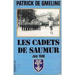 Les Cadets de Saumur, juin 1940, Patrick de Gmeline, Presses de la Cité 1993.