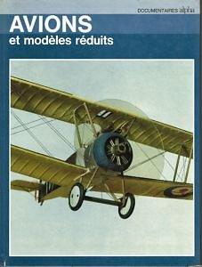 Avions et modèles réduits, Toby Wrigley, Documentaire Alpha 1973.