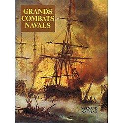 Grands combats navals, William Koenig, Fernand Nathan 1978.