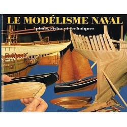 Le modélisme naval, Plans, Styles et techniques, Chasse-Marée / Armen 1994.