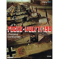 Focke-Wulf Fw 190, Mister Kit et G. Aders, Editions Atlas 1980.