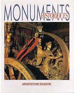 Monuments Historiques N° 167, janvier/février 1990 : Architecture équestre, Editions CNMH 1990.