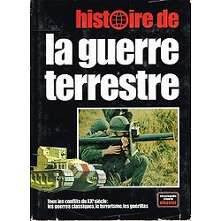 Histoire de la guerre terrestre, Encyclopédie visuelle Elsevier, 1977.