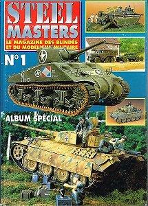 Steel Masters, Album spécial N°1.