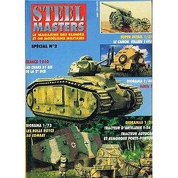 Steel Masters, Album spécial N°2.