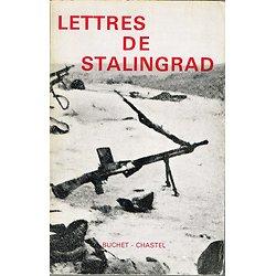 Lettres de Stalingrad, Buchet-Chastel 1957
