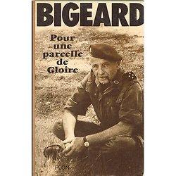 Pour une parcelle de gloire, Bigeard, Plon 1975.