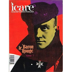 Le Baron Rouge tome 1, Icare N° 139. 1991