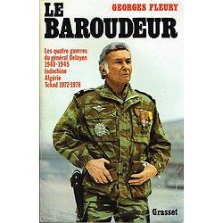 Le baroudeur, Georges Fleury, Grasset 1983.