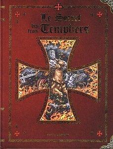 Le secret des trois templiers, Texte de Oldrich Ruzicka, illustrations de Jan Klimes, Editions Prisma 2012.