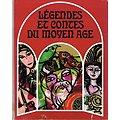 Légendes et contes du Moyen-Age, V. Hulpach, E. Frynta, V. Cibula, illustrations de Miroslav Troup, Nouvel Office d'Editions Paris.