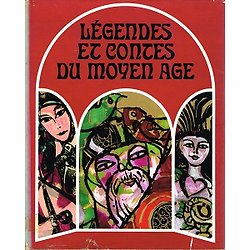 Légendes et contes du Moyen-Age, V. Hulpach, E. Frynta, V. Cibula, illustrations de Miroslav Troup, Nouvel Office d'Editions Paris.
