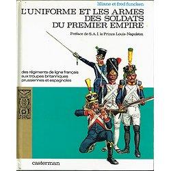 L'uniforme et les armes des soldats du premier empire, Liliane et Fred Funcken, Gallimard 1973.