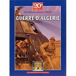 Guerre d'Algérie, volume II, 20e siècle, La collection du patrimoine 1999.