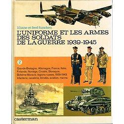 L'uniforme et les armes des soldats de la guerre 1939-1945, Liliane et Fred Funcken, Casterman 1973.