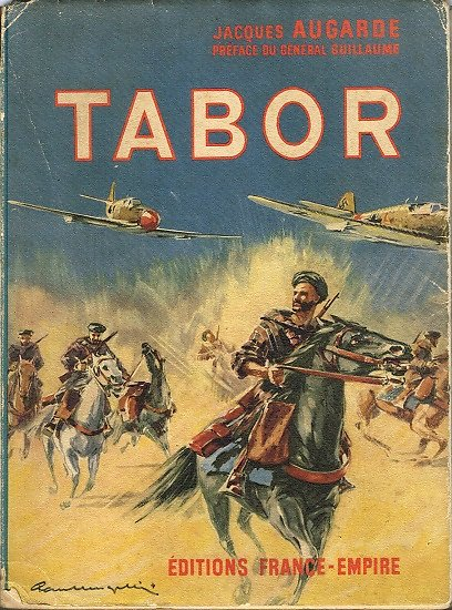 Tabor, Jacques Augarde, Editions France-Empire 1952.