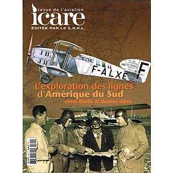 L'exploration des lignes d'Amérique du Sud, Collectif, Icare N° 194, 2005.