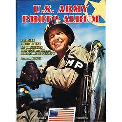 U.S Army, Photo Album, Jonathan Gawne, Histoire et collections 1996.