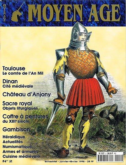 Moyen Age N° 2, collectif, Heimdal janvier-février 1998