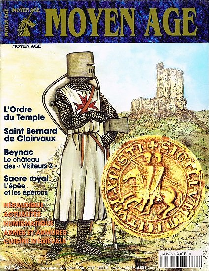 Moyen Age N° 3, collectif, Heimdal mars-avril 1998.