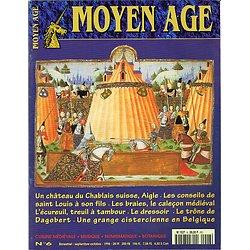 Moyen Age N° 6, collectif, Heimdal septembre-octobre 1998.
