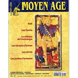 Moyen Age N° 7, collectif, Heimdal novembre-décembre 1998.