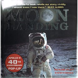 Moon landing, Richard Platt, David Hawcock, Walker Book 2008.