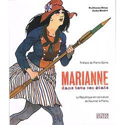 Marianne dans tous ses états, Guillaume Doizy, Jacky Houdré, Alternatives 2008.