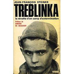 Treblinka, la révolte d'un camp d'extermination, Jean-François Steiner, Fayard 1966.