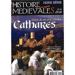 Lieux de vie et d'exil des Cathares, Histoire médiévale et images médiévales, Hors série N° 1, mai-juin 2005.