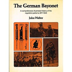 The German Bayonet, John Walter, Arms & Armour Press 1976.