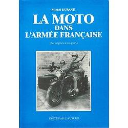 La moto dans l'armée française, Michel Durand, Michel Durand 1987.