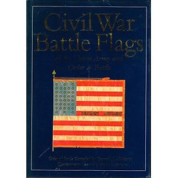 Civil War Battle Flags of the Union Army and Order of Battle, General C. McKeever, Knickerbocker Press 1997.