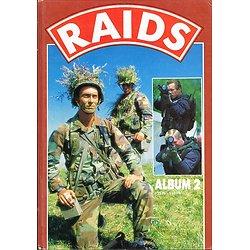 Raids, Album N° 2, Histoire et collections, Novembre 1986 - mars 1987.