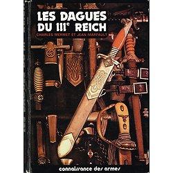 Les dagues du IIIe Reich, Charles Mermet, Jean Marfault, Editions du Portail 1981.