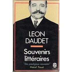 Souvenirs littéraires, Léon Daudet, Le Livre de Poche 1974.