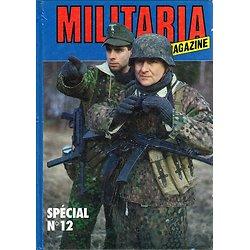 Militaria Magazine, Album N° 12, Histoire et Collections Décembre 1991 - avril 1992.